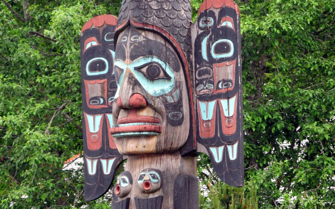 TOTEMS OF NATIVE AMERICANS